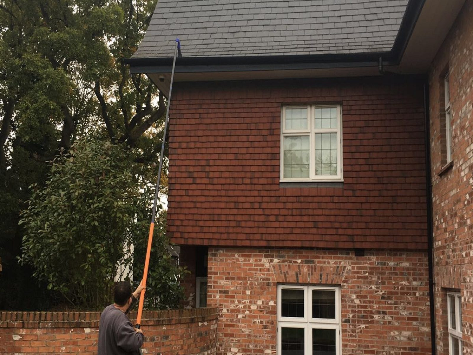 Gutter Clearance in Manchester